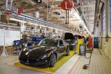Visit to Maserati plant, Modena (I), April 8, 2009