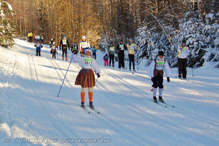 Tartu ski marathon 2011